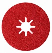 Disque fibre : Disque céramique 4560 siabite