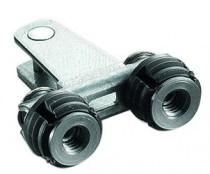 Kit tiroir double paroi Blum - LEGRABOX - TIP-ON : Gris orion mat