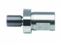Machine stationnaire travail du métal : Adaptateur weldon pour mandrin de perçage