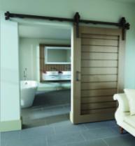 Coulissant porte intérieure bois : Coulissant Loft/100 kg