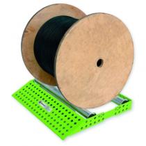 Accessoires fils et câbles : Dérouleur de touret ultra léger Easy Roller