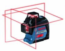 Laser de chantier : Laser en croix 3 plans GLL 3-80