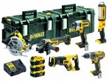 Pack machine sans fil : Kit 5 machines 5,0 Ah - 18 volts