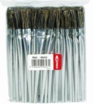 Consommable de soudure à l'étain et flamme : Kit 25 pinceaux