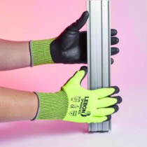 Gants contre les coupures : Gants Sphinx/Viz enduit paume doigt micro-mousse