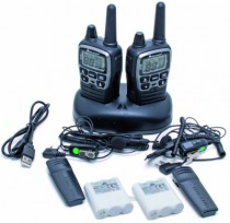 Appareil de communication : Paire de talkies PMR446 - LPD (Dual Band) - Midland XT70