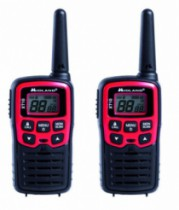 Appareil de communication : Paire de talkies-walkie 16 canaux radio - Midland XT10