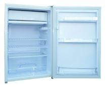 Mobilier de chantier : Réfrigérateur blanc - 130 litres