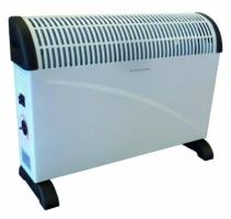 Mobilier de chantier : Convecteur d'appoint 3 allures - 750 / 1250 / 2000 W