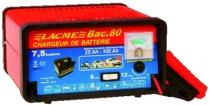 Chargeur-démarreur : Chargeur de batterie classique, 7,5 A - BAC 80