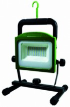 Projecteur portable led rechargeable sur base 30 W