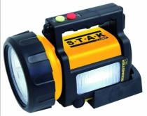 Lampe : Projecteur rechargeable 5 W - avec base chargement