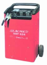 Chargeur-démarreur : Chargeur démarreur VAT 624 pour batteries 12 et 24 V