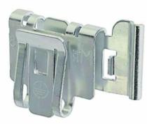 Gamme tôle : OB Fix - clip de terre pour chemin de câbles tôle