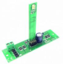 Motorisation de porte et portail : Carte électronique pour clignotant à led