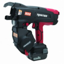 Pince a ligaturer sans fil : Pince a ligaturer MAX TWINTIER RB441T