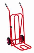 Manutention : Diable pelle rabattable - charge 300 kg