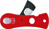 Pistolet d'application et accessoires : Cutter coupe cartouches et embouts