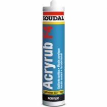 Joint : Mastic acrylique ACRYRUB F4