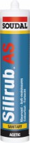 Joint : Mastic silicone SILIRUB AS sanitaire