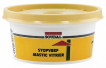 Joint : Mastic vitrier universel