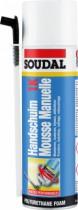 Joint : Mousse polyuréthane Soudafoam 1K manuelle