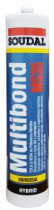 Colle : Mastic colle Hybride MULTIBOND MS-35