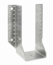 Connecteur métallique assemblage bois : Sabot à ailes extérieures et intérieures Simpson