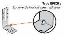 EQUERRE FIXATION AR 30X50X55 EP2