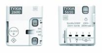 Solution domotique : Pack éclairage marche/arrêt avec 2 interrupteurs sans fil Tyxia 501