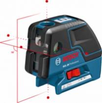 Laser de chantier : Laser croix et points GCL25