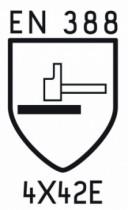 Gants contre les coupures : Gant tricoté PolyKor® enduit polyuréthane