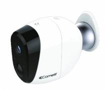 Vidéo surveillance : Camera IP wifi sur batterie rechargeable
