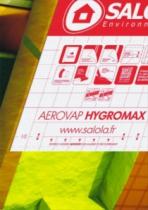 Pare-vapeur : Aerovap Hygromax
