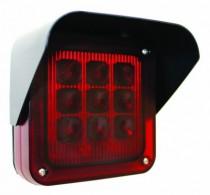 FEU LED ROUGE 12/24V