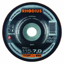 Meule d'ébarbage : RS24 - aluminium