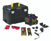 Laser de chantier : Laser rotatif automatique X600LR - rouge