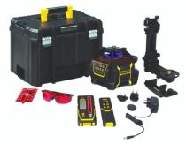 Laser de chantier : Laser rotatif automatique X700LR - rouge