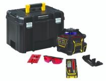 Laser de chantier : Laser rotatif automatique X600R - rouge