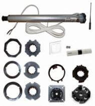 Motorisation fenêtre et volet : T-Mode 2 - kit rénovation simplifié 30 Nm
