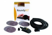 Ponceuse excentrique : Kit cale roundy ø 150 mm