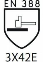Gants contre les coupures : Gant anticoupure Polykor®