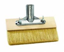 Traitement du bois : Brosse pour decking oil
