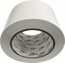 Ruban adhésif : Adhésif cranté blanc pour laine de verre