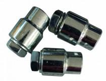 Motorisation de porte et portail : Fixation pour crémaillère métal