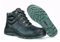 Chaussures hommes S3 : Chaussures hautes en cuir - S3/SRC