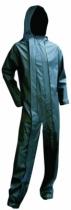 Vêtement de travail : Combinaison pluie kaki foncé