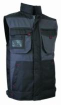 Vêtement de travail : Gilet bodywarmer Sable