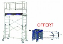 Echafaudage C'tower + kit embarquement offert