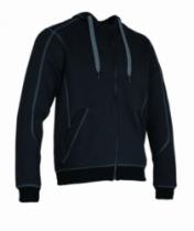 Vêtement de travail : Sweat à capuche moletton Charpente